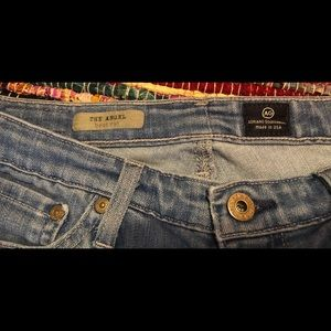 Ag Adriano Goldschmied Jeans - AG Adriano Goldschmied The Angel Size 28